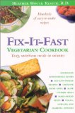 Fix-It-Fast: Vegetarian Cookbook